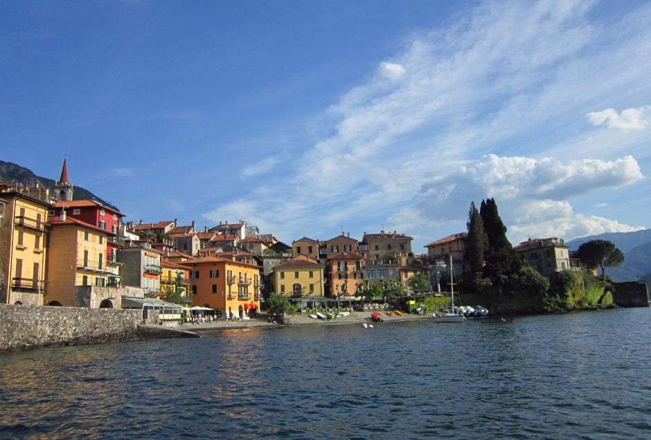 greenway of Varenna _Slow Lake Como