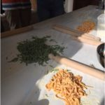 cooking class - fresh pasta - Slow Lake Como